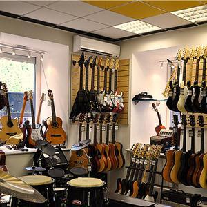 Музыкальные магазины Малаховки