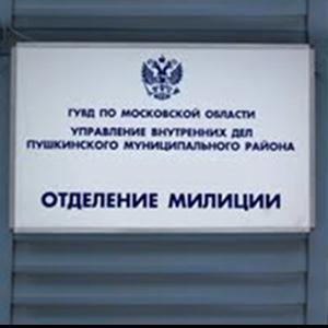 Отделения полиции Малаховки