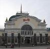 Железнодорожные вокзалы в Малаховке