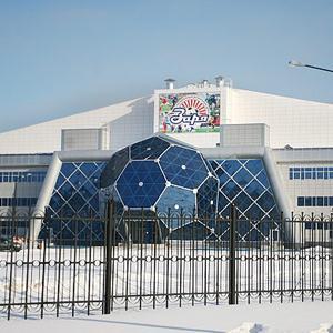 Спортивные комплексы Малаховки