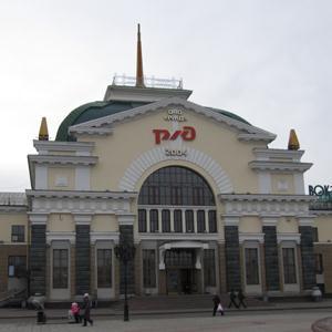Железнодорожные вокзалы Малаховки